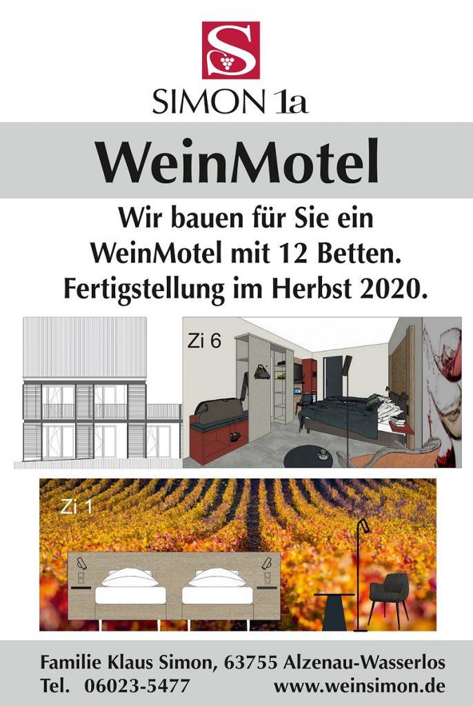Info Bild WeinMotel Klaus Simon